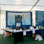 A display ayt one of our education events